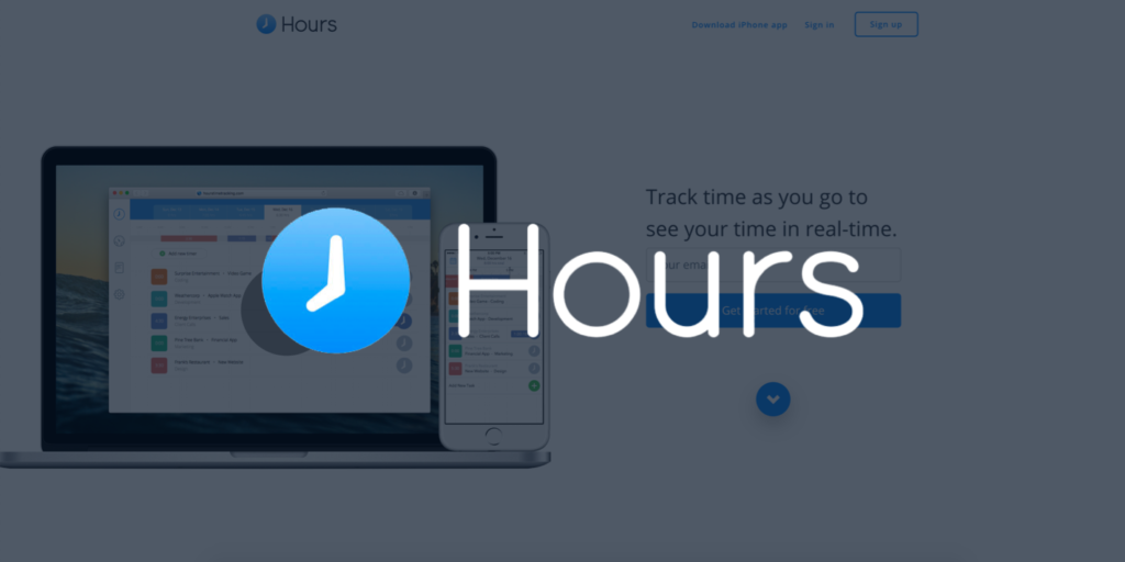 Hours employee time tracking software