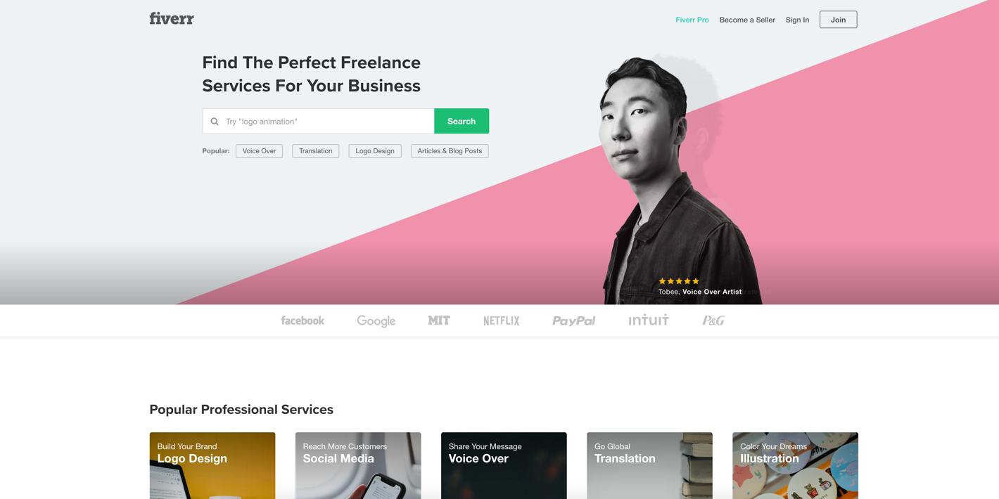 Freelancer Fiverr