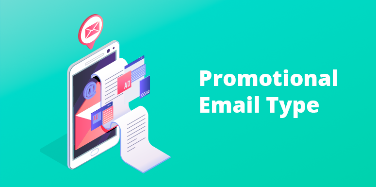 Promotion Email Type