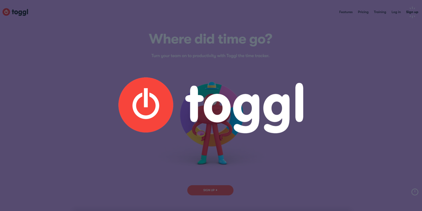 time tracking software Toggl