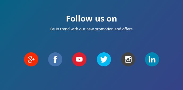 Follow Us CTA