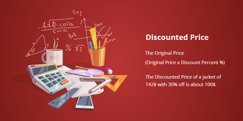 How to Find Original Price after Discount