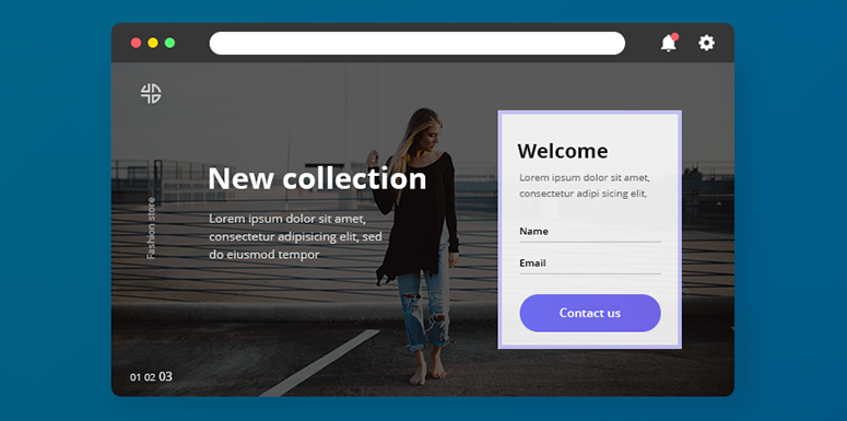 Landing page CTA Buttons