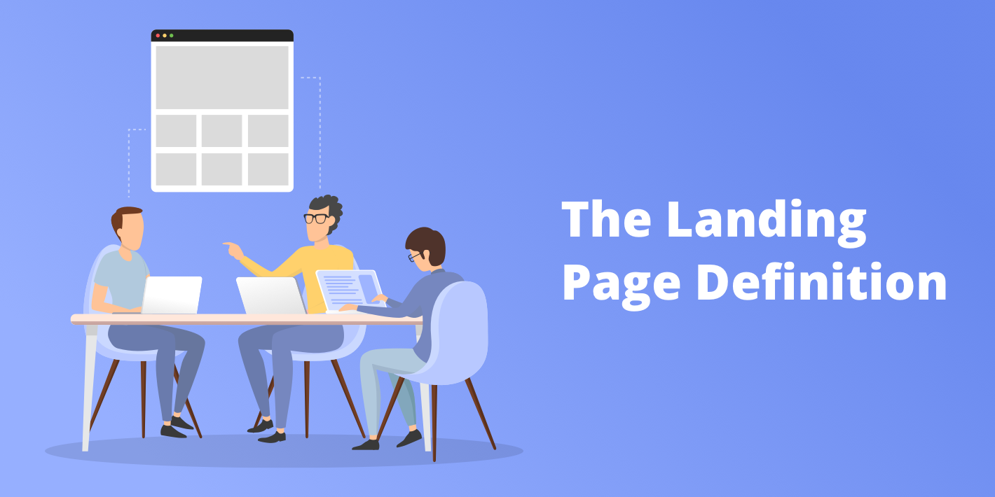 The Landing Page Definition