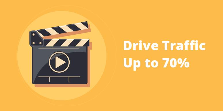 Videos Drive Traffic