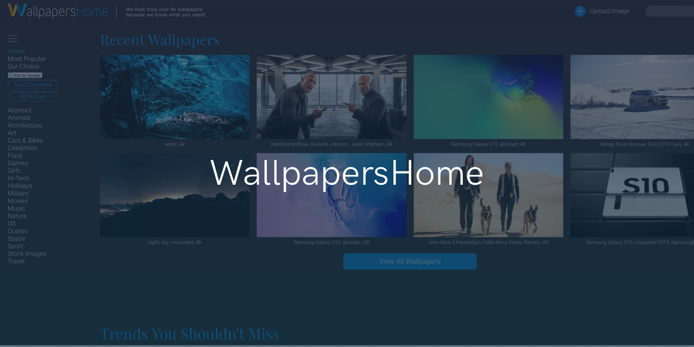 WallpapersHome