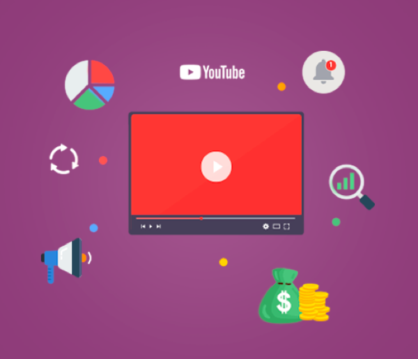 YouTube Strategy Icon