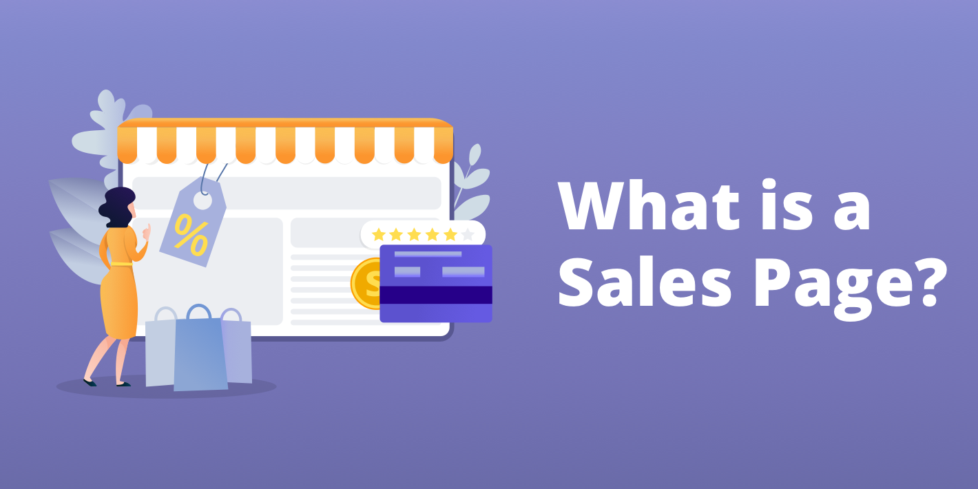 What is a Sales Page?
